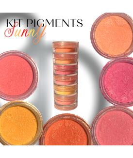 Kit pigment (3) Pastel sunny