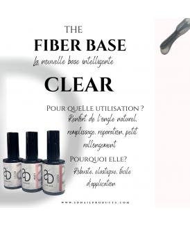 Fiber Base - Clear