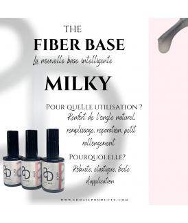 Fiber Base - Milky