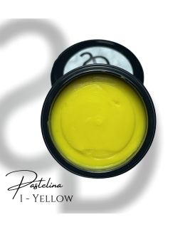 Pastelina - 1 Yellow
