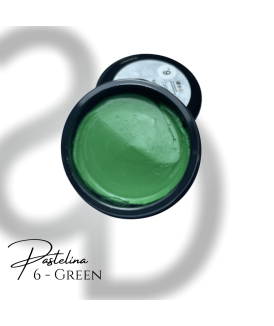 Pastelina - 6 Green