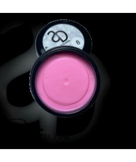 Pastelina - 8 Pastel Pink