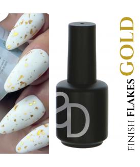 Finish Flakes - GOLD