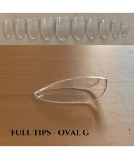 Full Tips G - Oval